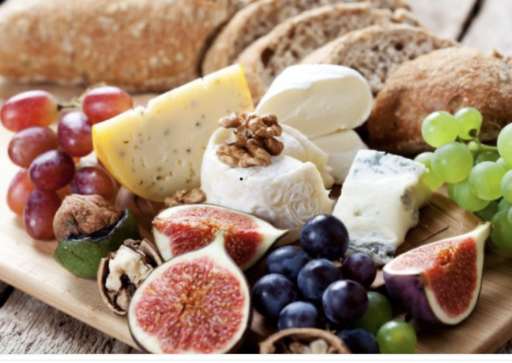 Any Goat Cheese Lovers Out There?